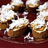 Almond Crusted Chocolate Bananas