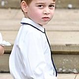 الملك المستقبليّ: الأمير جورج