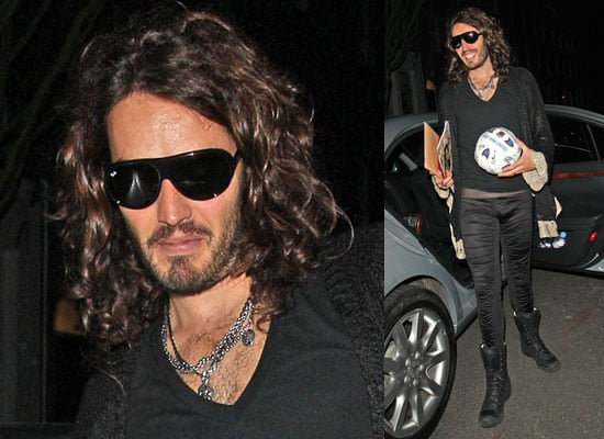 23/12/2008 Russell Brand