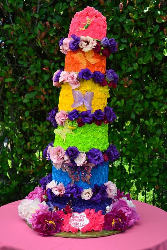 A Tower of Color