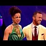 The Show Dances: Natalie Gumede and Artem Chigvintsev's Show Dance