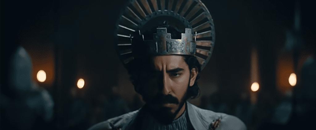 Watch The Green Knight Trailer Starring Dev Patel