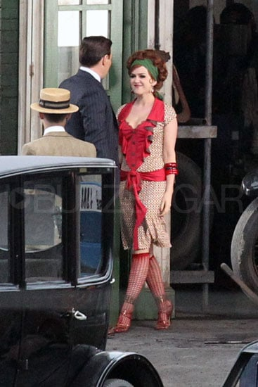 isla fisher as myrtle wilson tobey maguire as nick