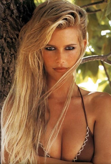Photos of Model Claudia Schiffer