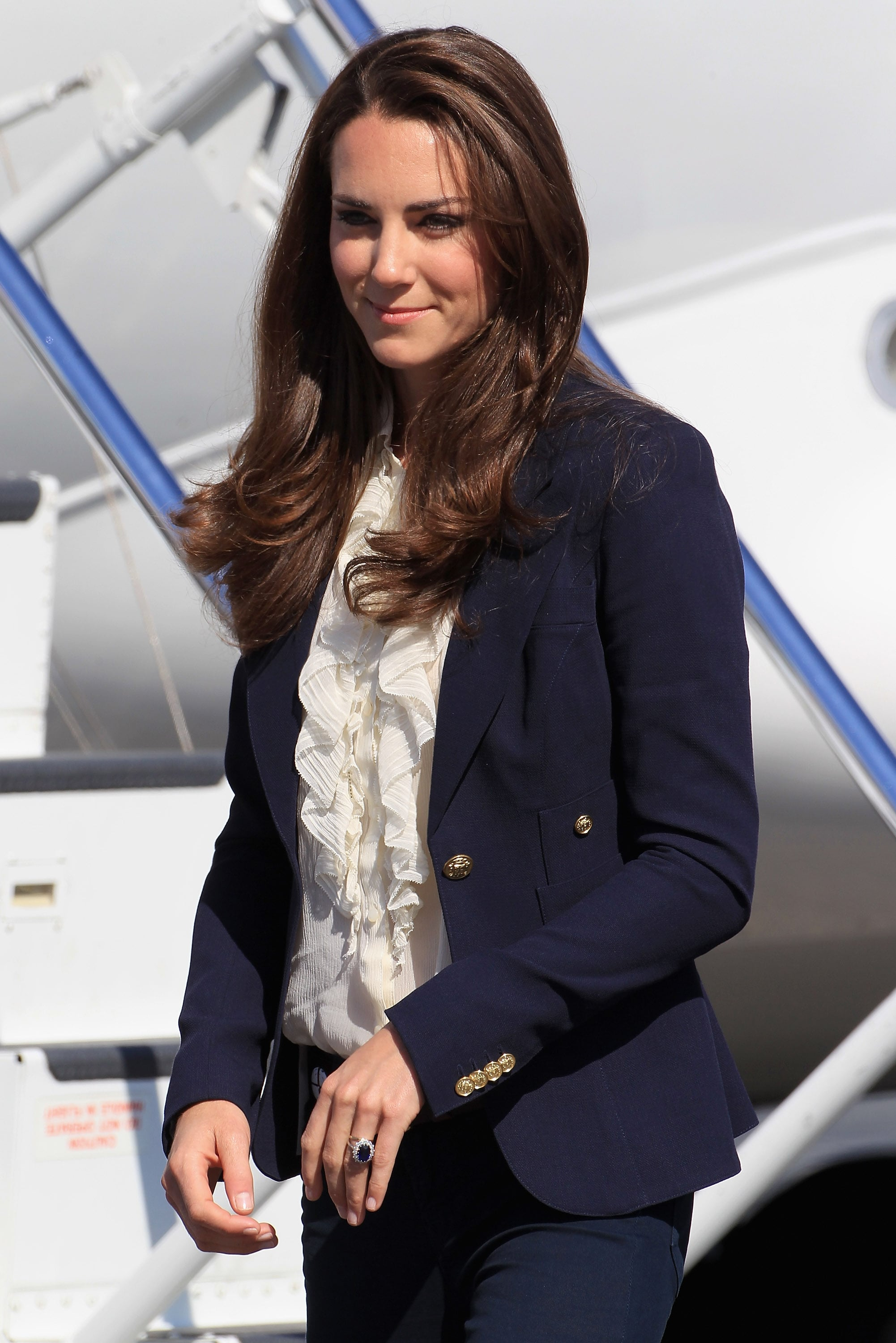 Pictures Of Prince William And Kate Middleton Wearing