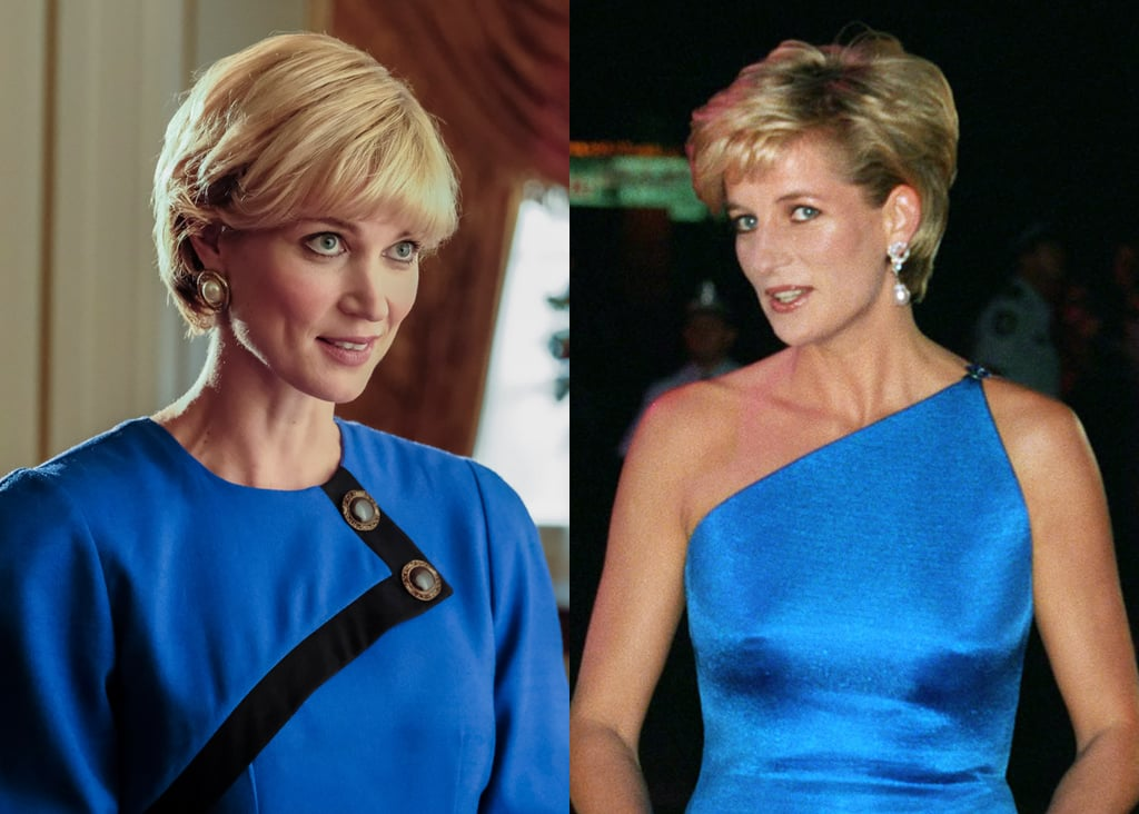 Bonnie Soper as Princess Diana