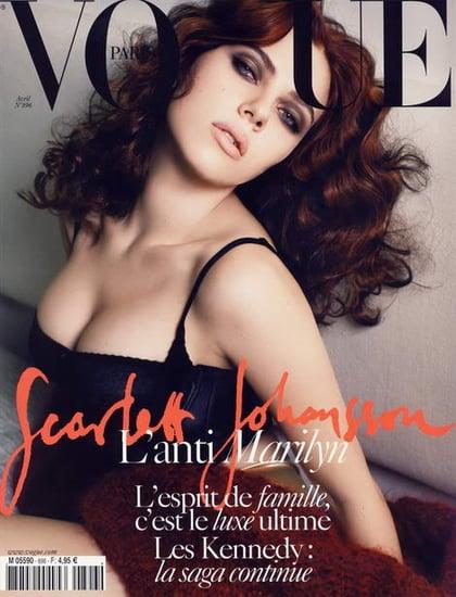 Scarlett Johansson does Vogue Paris-april 2009
