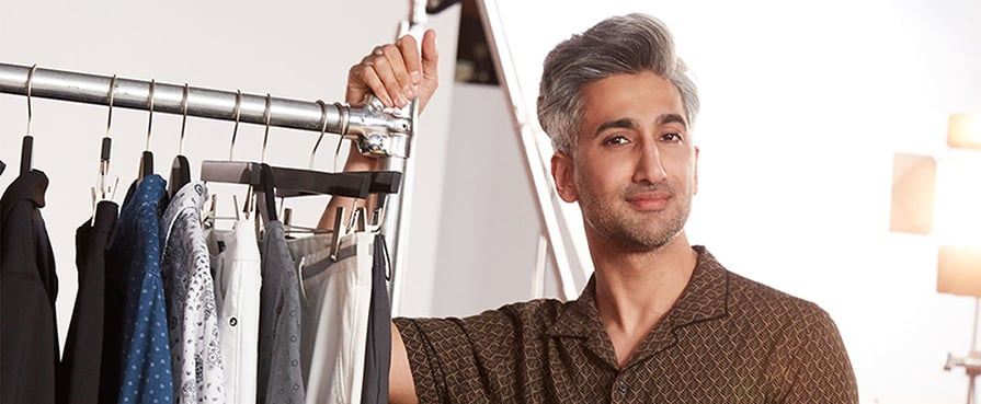 Queer Eye's Tan France on Becoming a Dad and Baby Style