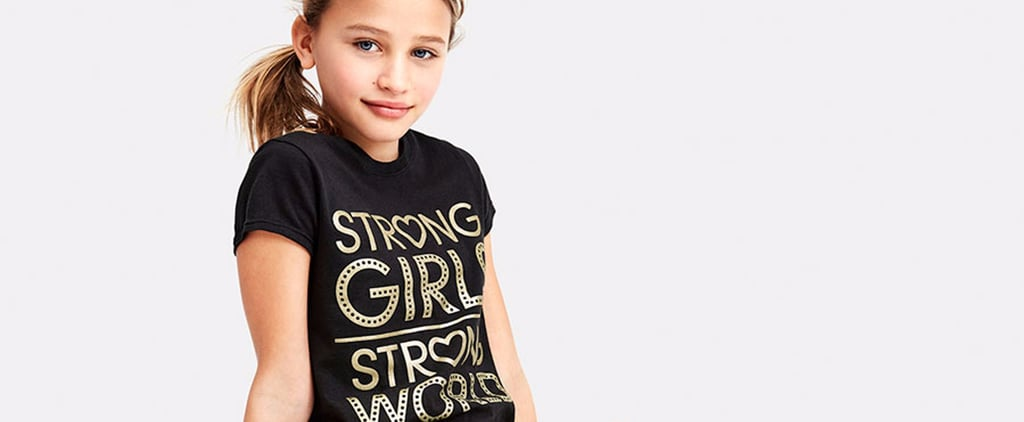 Empower Your Daughter With 1 of These Epic Shirts From Children's Place