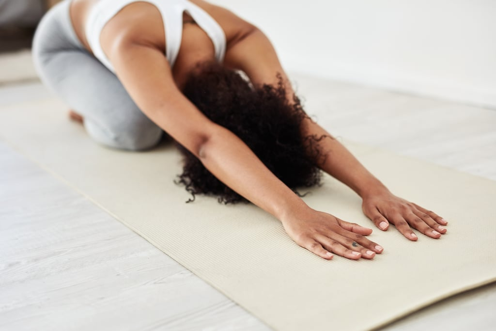 Best Yoga Poses For Stress Relief, According to Instructors
