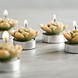 Succulent Candle Tea Lights