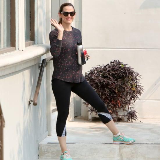Jennifer Garner Out in LA June 2016