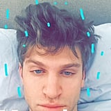 Keegan Allen on Snapchat: lifelovebeautyb