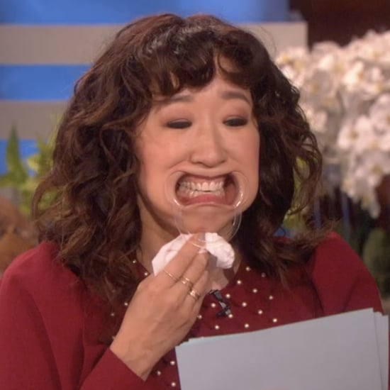 Sandra Oh on The Ellen DeGeneres Show Video April 2019
