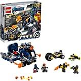 Lego Avengers Truck Take-Down