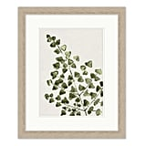Painterly Watercolor Framed Wall Art