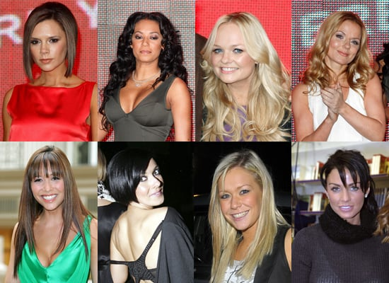 Shortlist for Celebrity Mum of the Year 2008