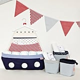 Nautical Shower Gift Set