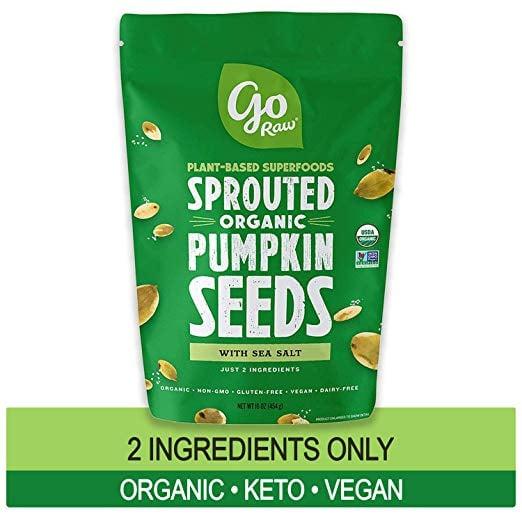 Go Raw Pumpkin Seeds