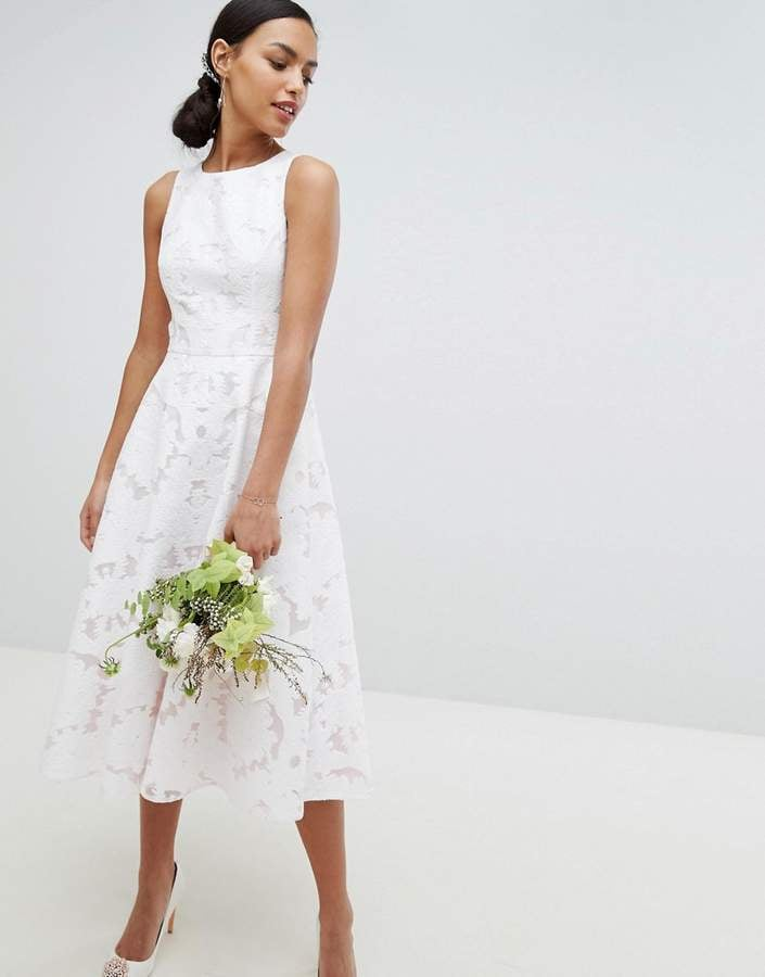 Ted Baker Tie the Knot Dress | Wedding Dresses With Pockets ...