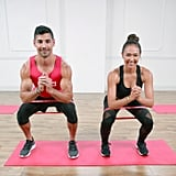 A 45-Minute Low-Impact, High-Intensity Workout That Torches Serious Calories