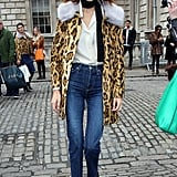LFW Day One
