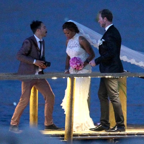 Eve and Maximillion Cooper's Wedding Pictures 2014