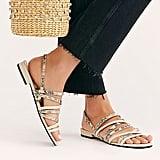 Vegabound Becky Strappy Sandals