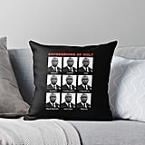 Expressions of Holt Throw Pillow