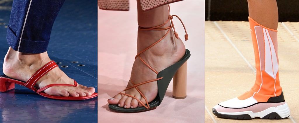 Shoe Trends Spring 2020