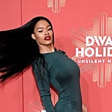 Teyana Taylor at Divas Holiday Event December 2016