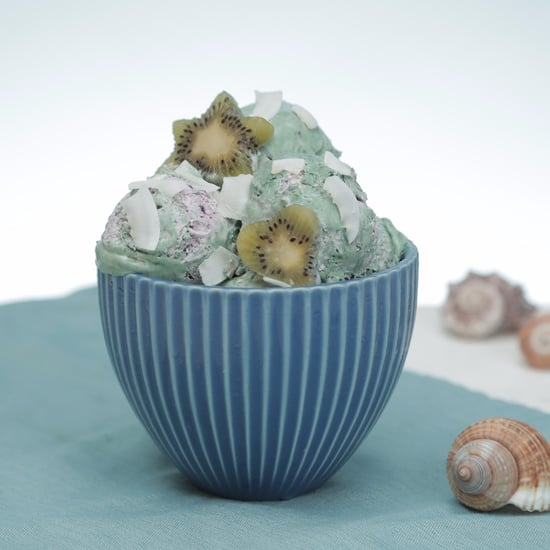 Vegan Mermaid Nice Cream Recipe
