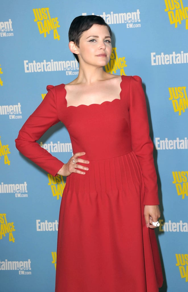 Ginnifer Goodwin looked every bit the storybook character while attending a Comic-Con party during the 2012 convention.