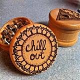 Handmade Wooden Grinder