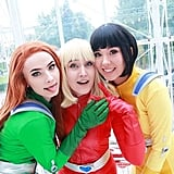 Totally Spies: The Costume