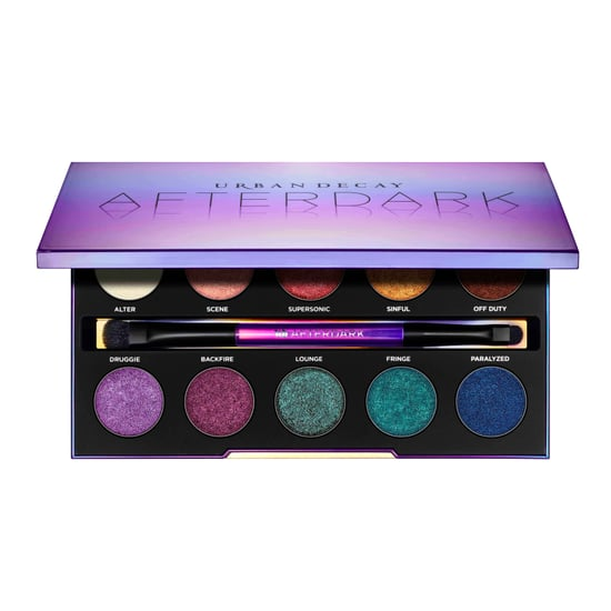 Urban Decay Afterdark Eye Shadow Palette | Swatches