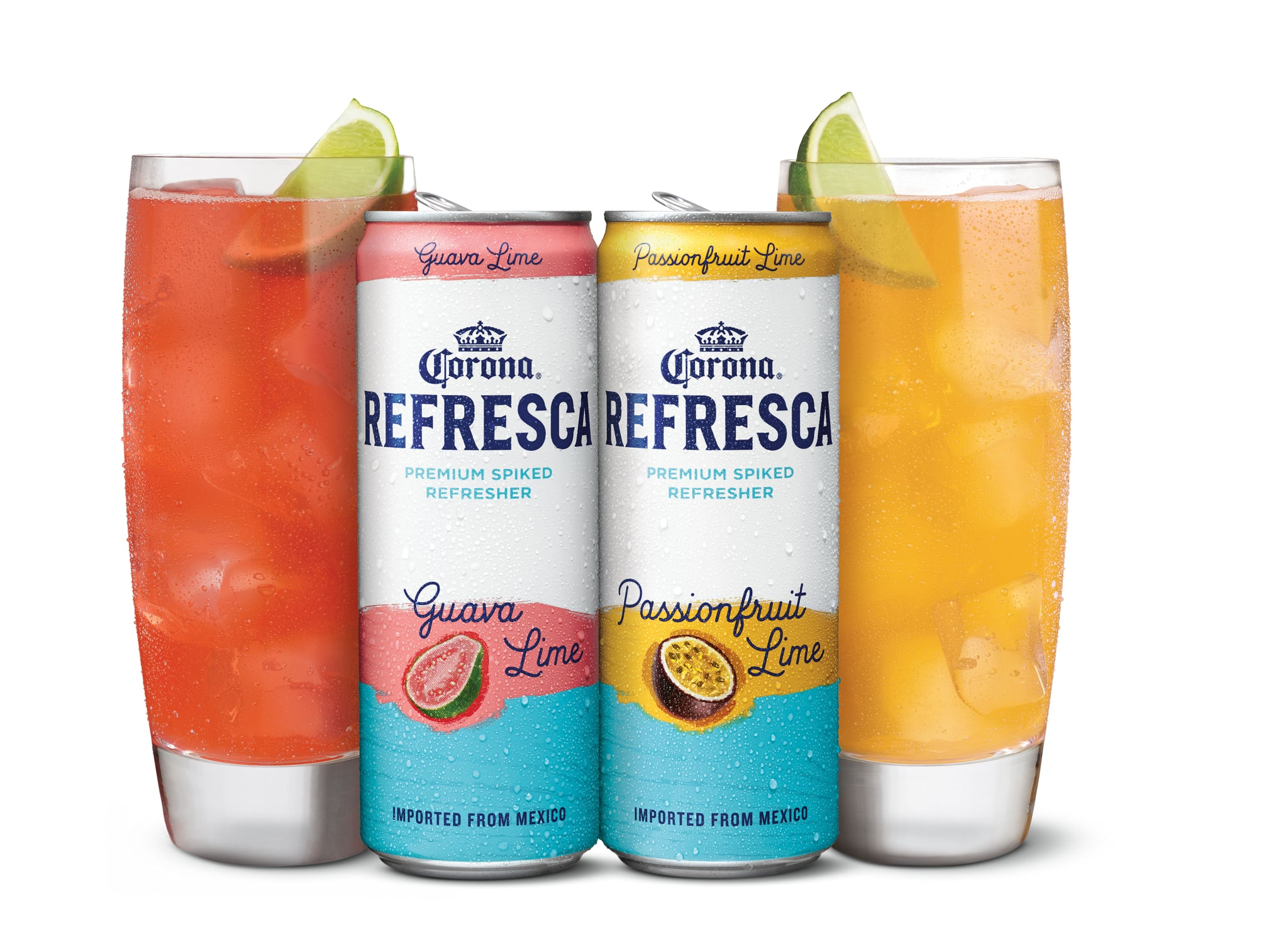 Corona Refrescas Spiked Malt Drinks Popsugar Food