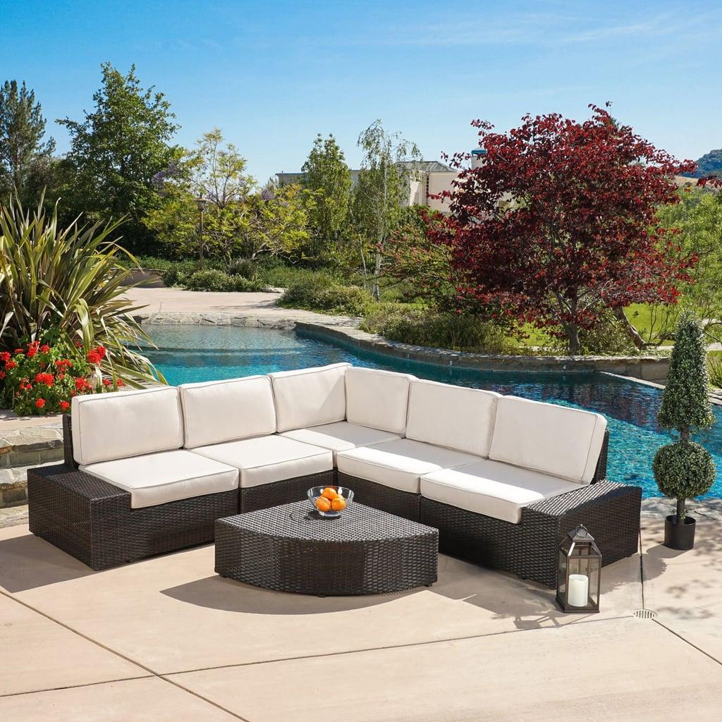 Ventura Outdoor 6-Piece Sofa Set