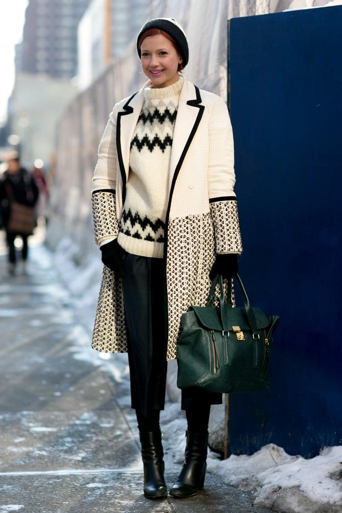 NYFW Street Style Day 5