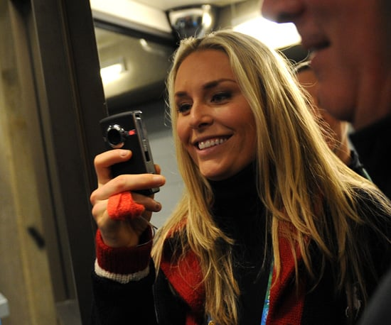 POPSUGARLivingLindsey VonnLindsey Vonn and Flip Camera at the 2010 Vancouver Winter Olympic GamesTech Spotting at the 2010 Winter Games Closing CeremonyMarch 1, 2010 by Tech0 SharesChat with us on Facebook Messenger. Learn what's trending across POPSUGAR.Even when I'm not completely paying attention to tech on TV, it pops up everywhere. Take last night's Olympic closing ceremonies: between the athletes and the performers, there were a ton of gadgets on the floor. First I noticed the Canadian performers dressed as snowboarders had white earbuds in their ears. I'm not sure if these were functional or just props to make them look more like snowboarders, but regardless, the earbuds added a cute touch to their all-white outfits. Then I noticed American hockey player Ryan Miller taking video of the ceremony with his iPhone 3GS. Finally, I spotted these pictures of gold medalist skier Lindsey Vonn using her Flip camera to capture the action during the closing ceremony. Check out more photos of the medalist with her - 웹