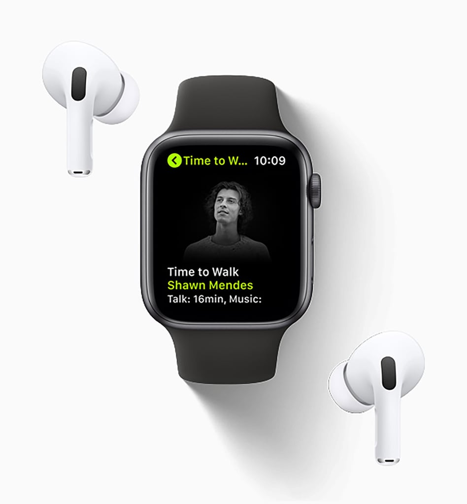 Fitness+ Time to Walk Walking Experience For Apple Watch