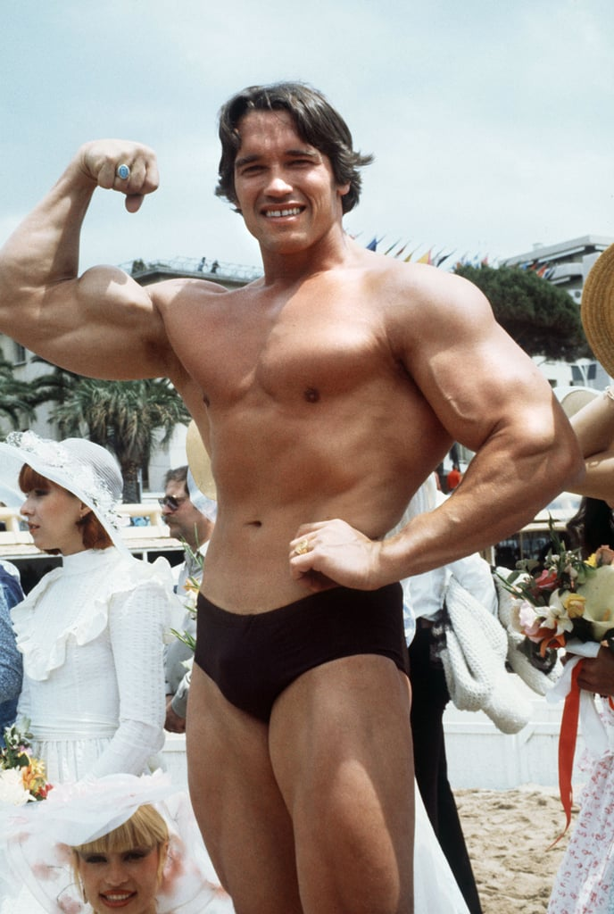 In 1977, Arnold Schwarzenegger presented the documentary Pumping Iron.