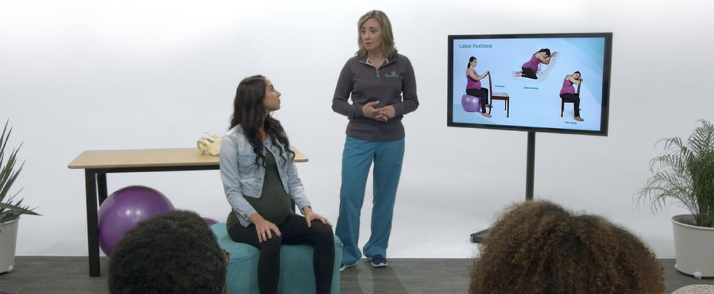 Pampers Virtual Childbirth Education Classes
