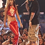 2000 MTV VMAs Performance Christina (and Fred Durst)