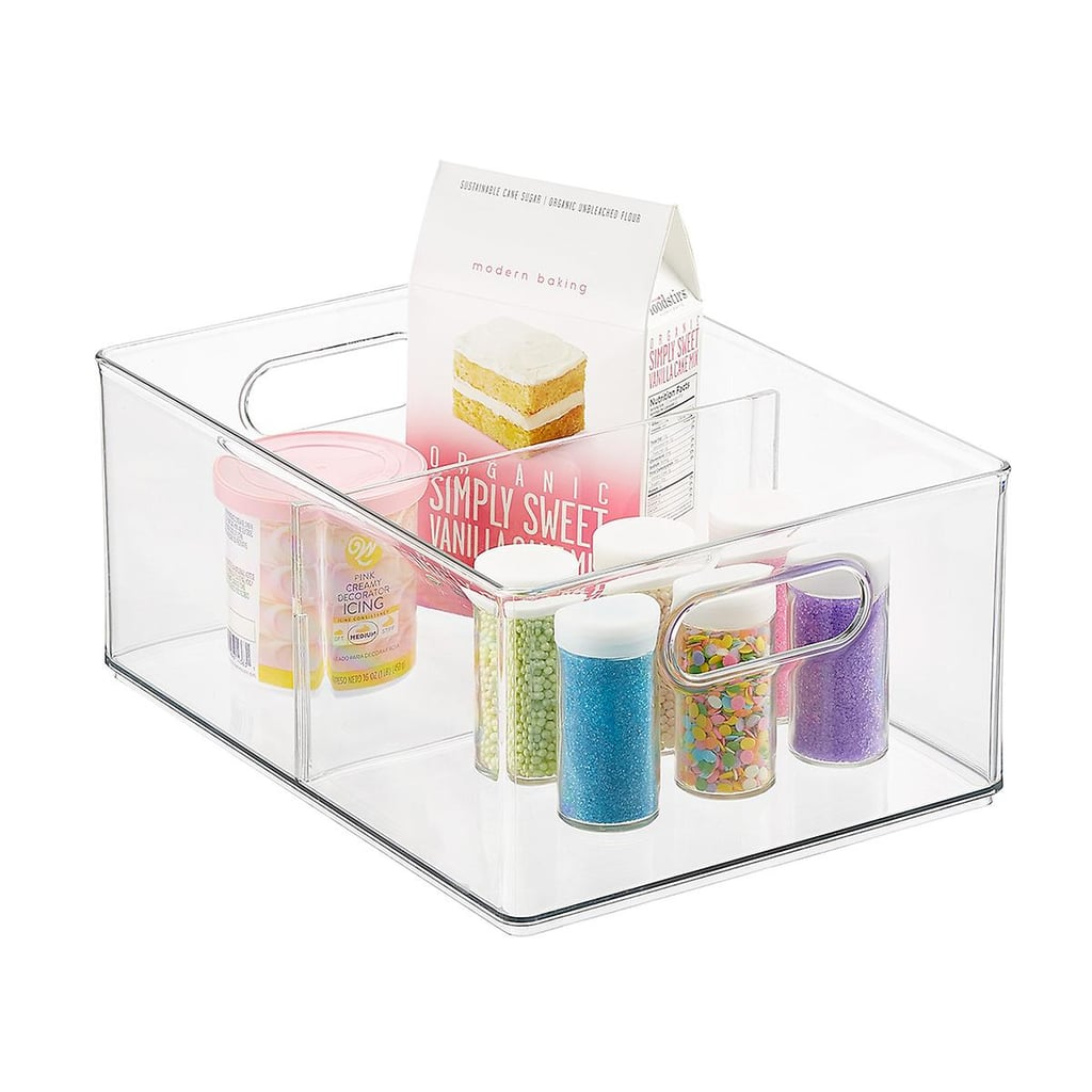 The Home Edit All-Purpose Deep Bin With Divider