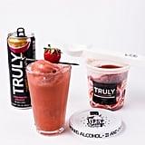 Truly Strawberry Lemonade Sorbet