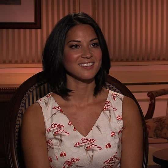 Olivia Munn Interview on I Don't Know How She Does It (Video)