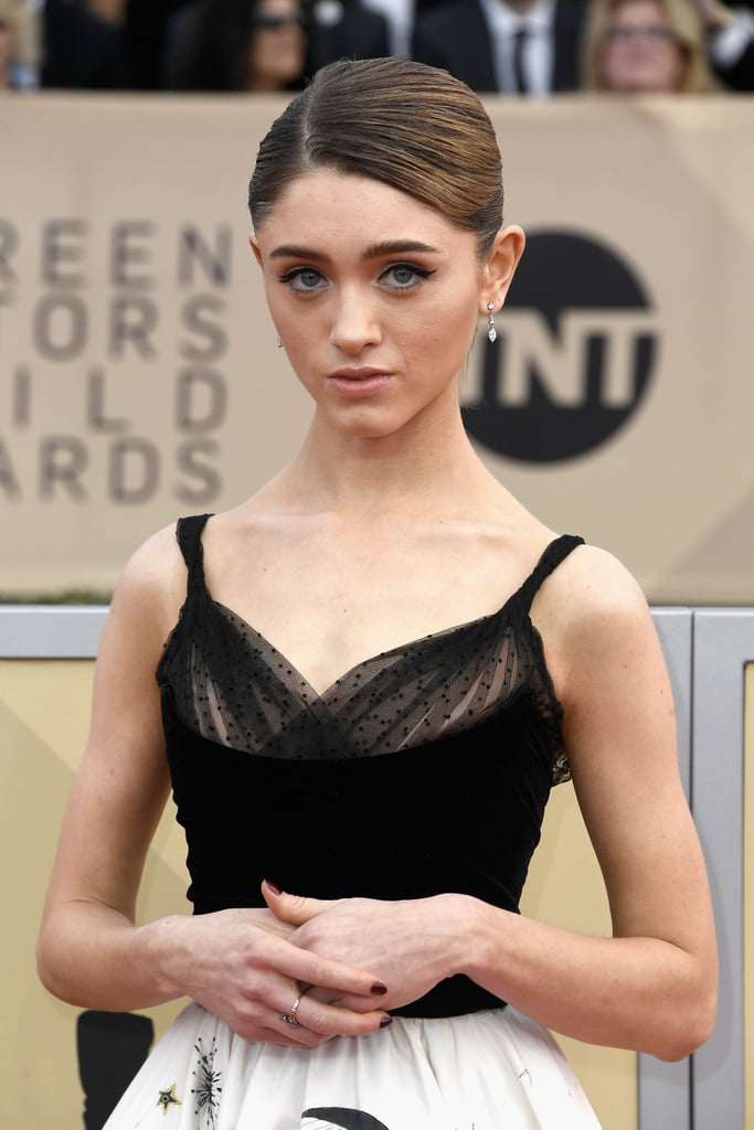 Makeup Ideas hair and makeup photographs : Hair and Makeup at SAG Awards 2018 | Red Carpet Pictures ...
