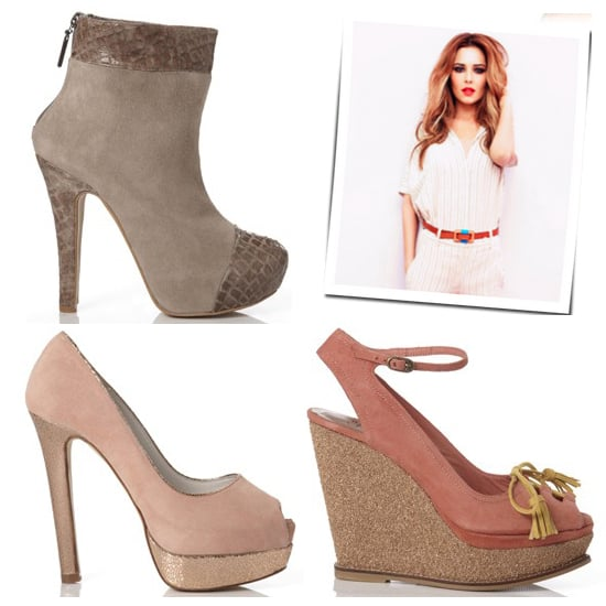 Cheryl Cole's Latest Stylistpick Shoe Collection Launches Today