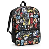 Disney Star Wars Classic All Over Print Kids Backpack 16
